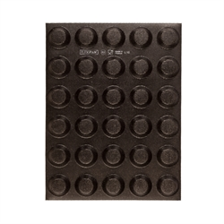 Picture of MINI TARTLET TRAY (30) FLEXIPAN®